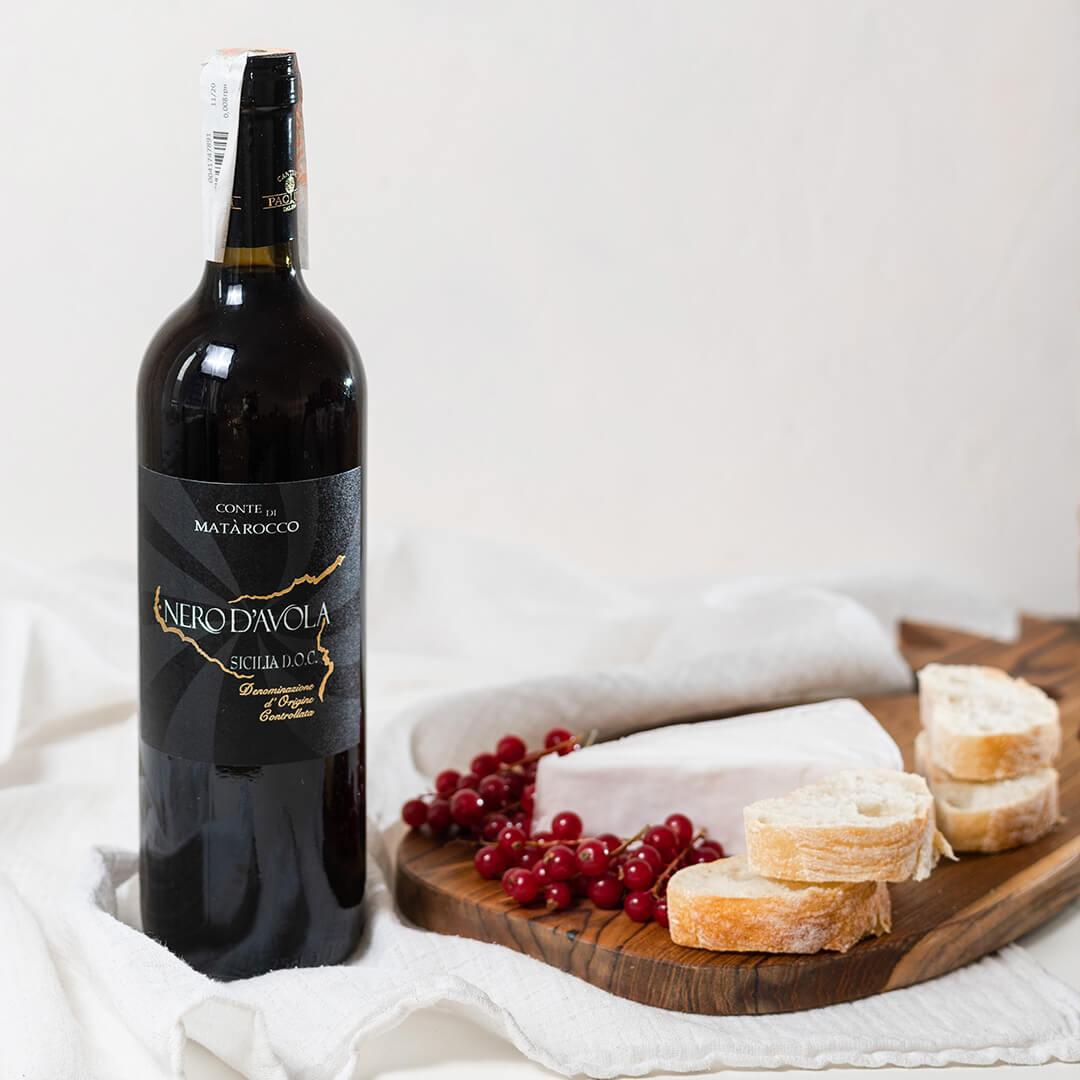 Серце Сицилії! Спробуй вино з більш ніж піввіковою історією!