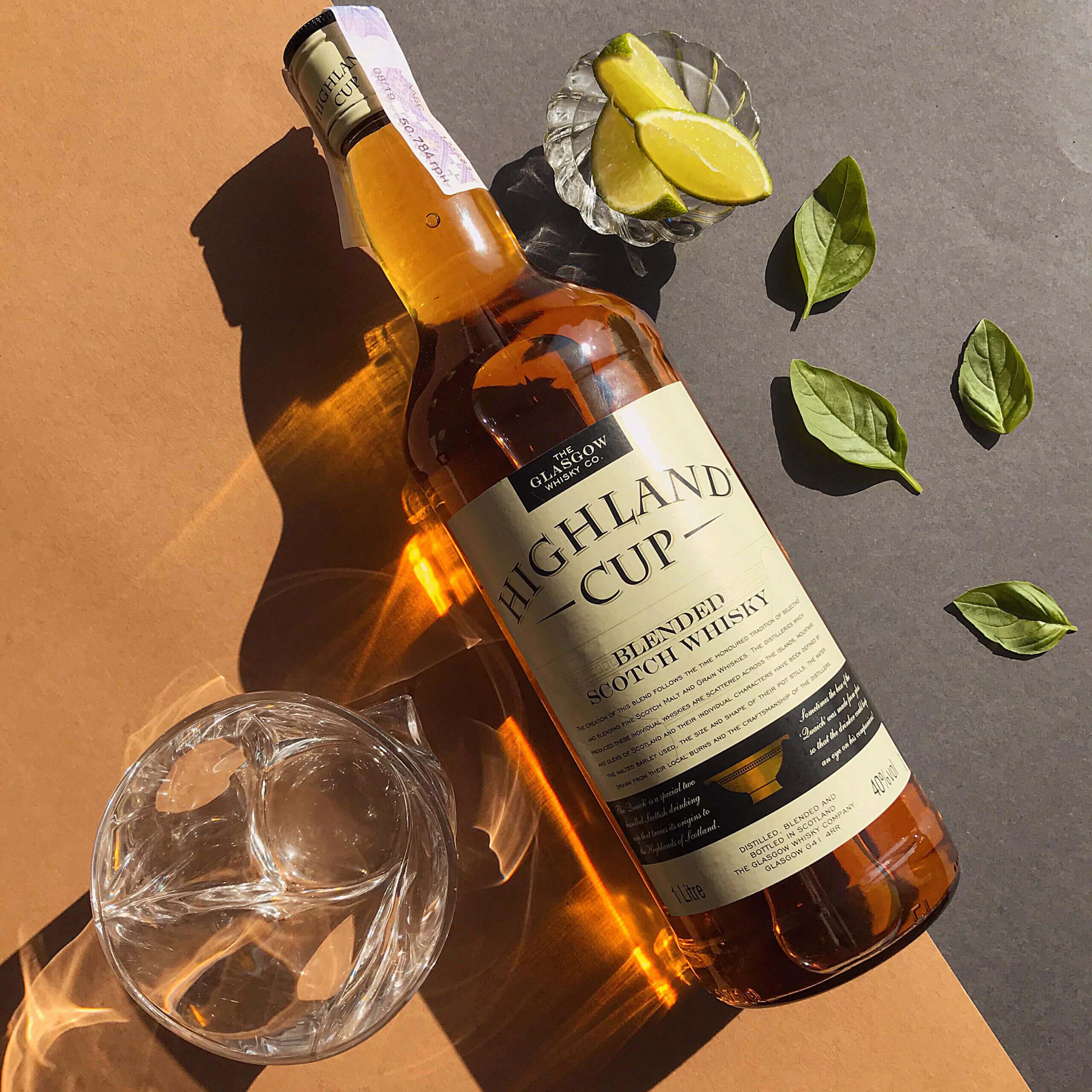 """Шотландський підвезли! Чому саме """"Highland cup scotch whisky""""?"""
